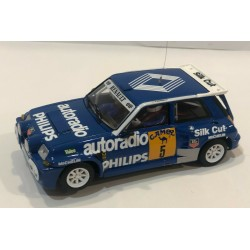 RENAULT 5 MAXI TURBO  CTO.RACE 1988 PHILIPS Nº3
