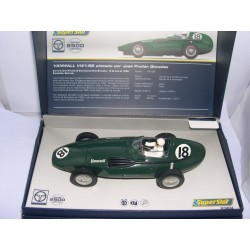 VANWALL VW/56 GP.SILVERSTONE 1956  JOSE FROILAN GONZALEZ Nº18 LEGENDS SERIES LTED.ED.