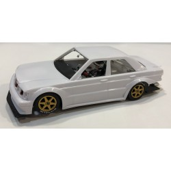 MERCEDES 190 E DTM  WHITE KIT
