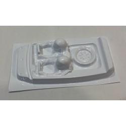 INTERIOR SEAT 600 ABARTH SCALEXTRIC
