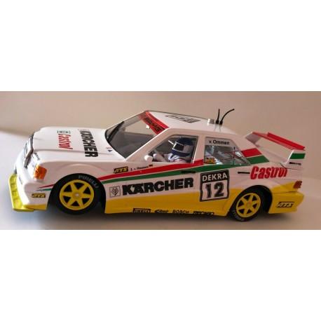 MERCEDES 190E  DTM 1992 KARCHER ZOLDER Nº12