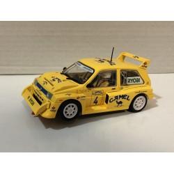 MG METRO 6R4  OFF ROAD 1991 CAMEL Nº4