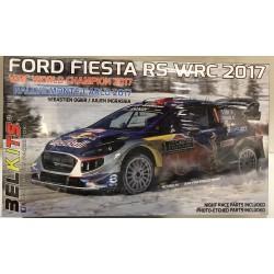 FORD FIESTA RS WRC RALLYE MONTE CARLO WORLD CHAMPION 2017 S.OGIER-J.INGRASSIA