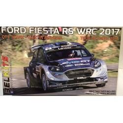 FORD FIESTA RS WRC TOUR DE CORSE 2017 OTT TANAK-M.JARVEOJA