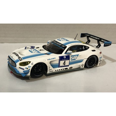 MERCEDES BENZ AMG GT3  NURBURGRING 2016 SAP Nº4