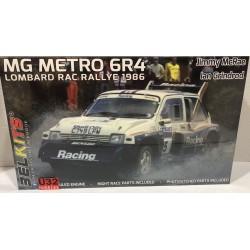 MG METRO 6R4 LOMBARD RAC RALLYE 1986 J.McRAE-I.GRINDROD