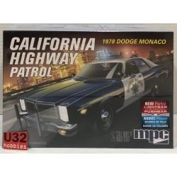 DODGE MONACO 1978 CALIFORNIA HIGHWAY PATROL