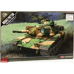 TANQUE US ARMY M60A2 PATTON