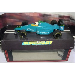 FORMULA TEAM OMEGA SECURICOR Nº11