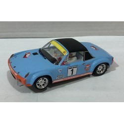 PORSCHE 914/6 GT  50º ANNIVERSARY GULF Nº1