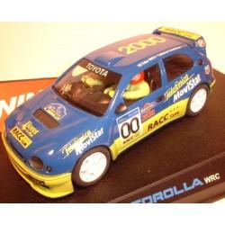 MAQUETA 1/24 TOYOTA COROLLA WRC 1998