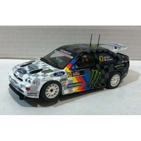 FORD ESCORT COSWORTH K.BLOCK-A.GELSOMINO Nº43