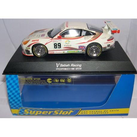PORSCHE 911 GT3R TEAM SEBAH Nº89