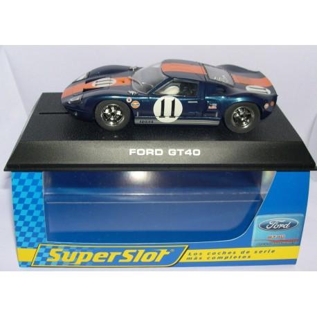 FORD GT 40 DAYTONA 1967 Nº11