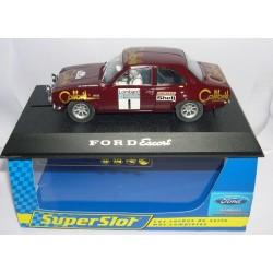 FORD ESCORT RS 1600 TIMO MAKINEN Nº1